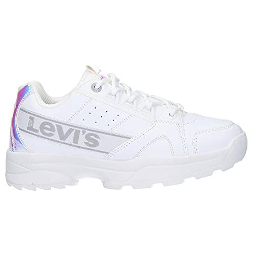 Levi's Zapatillas Deporte Vsoh0054s Soho 2924 White Mirror 37 para Mujer y Niña