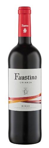 Faustino Crianza Rioja 2010 0,75 Liter