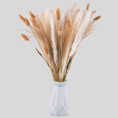 Flores Secas Decoracion Grandes flores secas  Marca FORMIZON