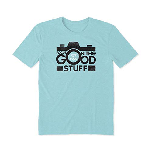 THE LIFE IS GOOD Men's Cool Focus O…
