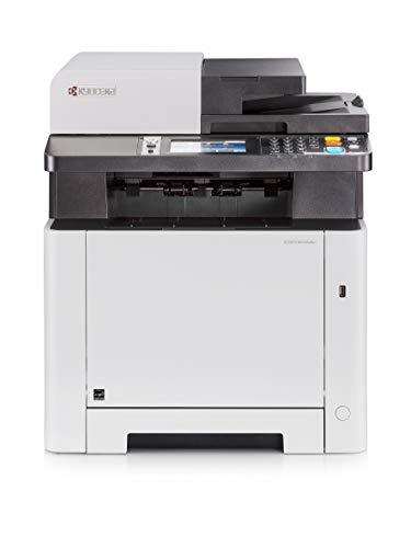 Kyocera Klimaschutz-System Ecosys M5526cdw Farblaser Multifunktionsdrucker: Drucker, Kopierer, Scanner, Faxgerät. Inkl. Mobile-Print-Funktion. Amazon Dash Replenishment-Kompatibel