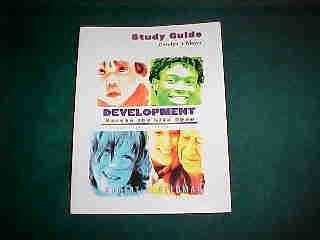 Study guide, Development across the life span, third edition, Robert S. Feldman
