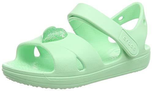 sandali jelly Crocs Classic Cross Strap Kids