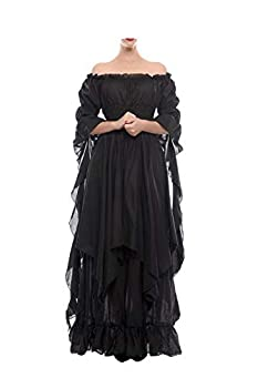 Best gothic witch dress Reviews