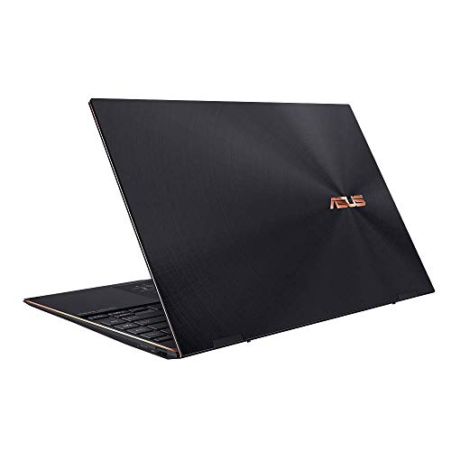 ASUS ZenBook Flip S13 UX371EA (90NB0RZ2-M00500) 33,7 cm (13,3 Zoll, 4K UHD OLED, IPS-level, 400 Nits, Touch) Convertible Ultrabook (Intel Core i7-1165G7, Intel UHD Graphics) Jade Black