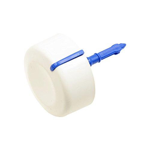 Wessper Lavadora Programa Perilla Whirlpool AWE 6318/P