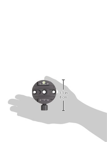 SUNWAYFOTO Discal Clamp DDY-64i DDY64i ARCA Compatible for Tripod Ball Head Sunway