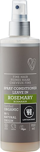 Urtekram Rosmarin Leave-in spray conditioner BIO, fijn haar, 250 ml