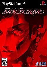 Shin Megami Tensei: Nocturne (Original First Print Limted Edition With Soundtrack CD)