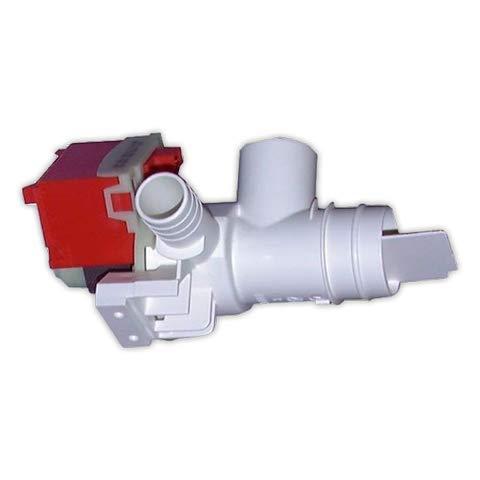 DOJA Industrial   Bomba desagüe LAVADORA FAGOR con plastico   Sincronas Antiblocante diámetro 38-26-TP mm