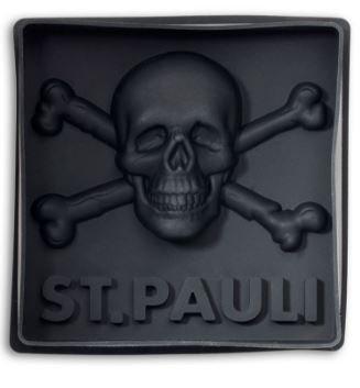FC ST.PAULI BACKFORM Totenkopf