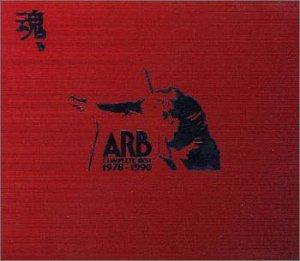 ARB COMPLETE BEST 1978~1990魂