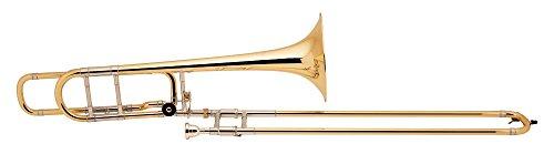Bach 36BO Stradivarius Series Trombone Lacquer Yellow Brass Bell Standard Slide