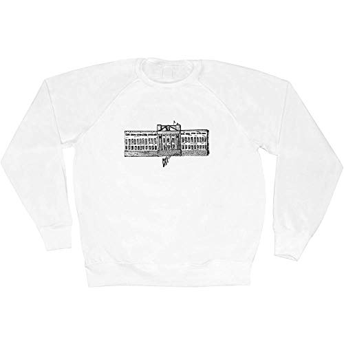 Azeeda Extra Groß 'Buckingham Palace' Unisex Sweatshirt / Pullover (SW00006268)