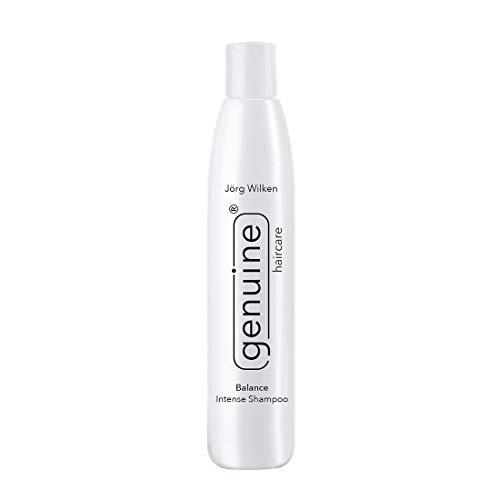 Balance Intense Shampoo, tegen vet haar en schilferige hoofdhuid, anti-inflammatoire, genuine haircare
