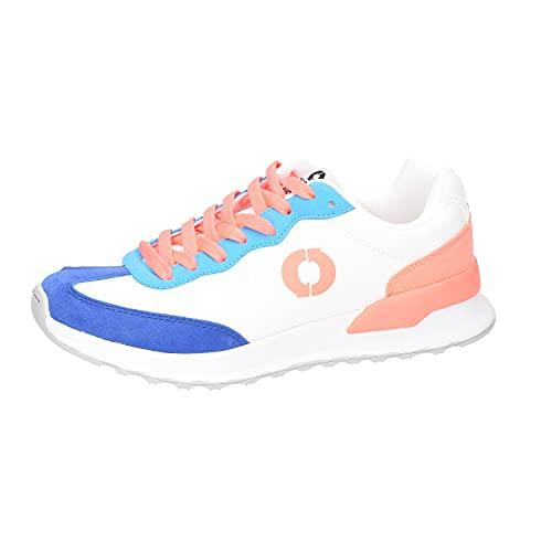 ECOALF Prince WOMA - Zapatillas deportivas  color Multicolor  talla 39 EU