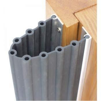 Antigua - Pinzas para protección de puertas (2 colores, 3 m