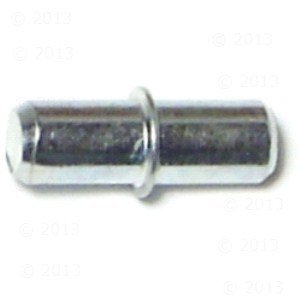 Monster Fastener FBA_SHSPT-005-25 Divided Pin Shelf Rest (25 pieces)