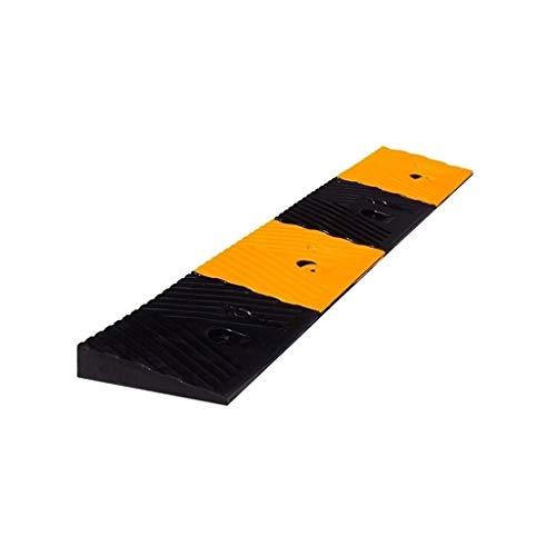 Openbare ruimte veiligheid hellingen toegankelijk kanaal rolstoelsteunen rubber anti-slip driehoek pad outdoor car uphill mat 3-3,8 cm