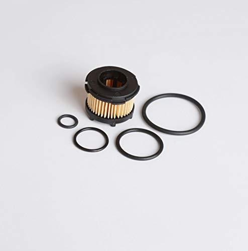 Filtereinsatz für BRC Gasfilter neue Version Typ 2 incl. Dichtungssatz LPG Autogas