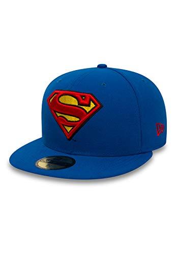 New Era DC Comics 59fifty Basecap Superman Basic - 7 1/8-57cm