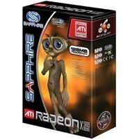 Sapphire Radeon X300SE hypermem 128MB PCI-E DVI TV l-Retail Grafikkarte