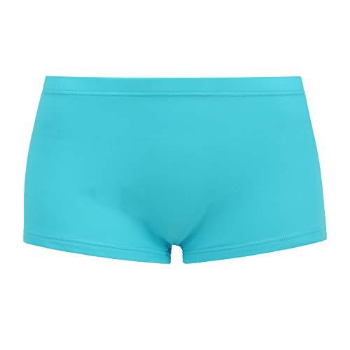 Di Ficchiano DF-31-light.Blue, Gr.48 / Damen Badeshorts Bikinihose