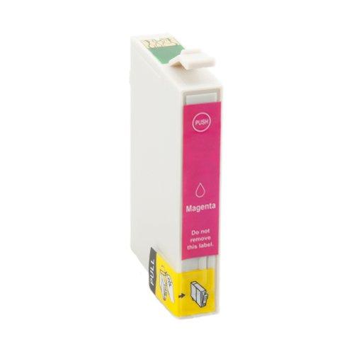 PCMOVILES Catucho De Tinta Compatible con Epson T0613 Magenta C13T06134010