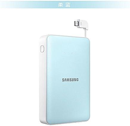 SAMSUNG 三星 EB-PG850BLCGCN 11300毫安移动电源 (柔蓝)