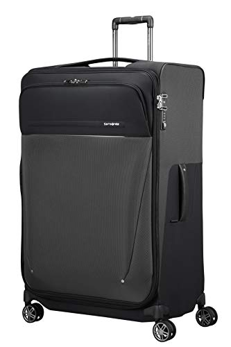 SAMSONITE B-Lite Icon - Spinner 83/34 Expandable, 142 L, 3.1 KG Hand Luggage, 83 cm, 156.5 liters, Black