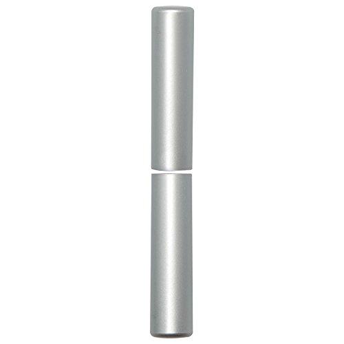 SFS 936063 Aufsteckhülsen 3- DIM, Band ø 15 mm, Aluminium verchromt matt