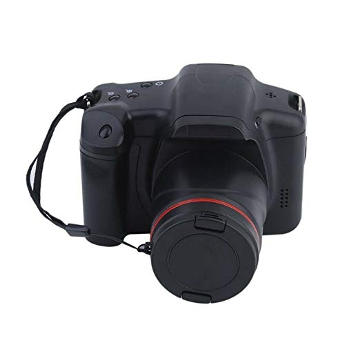 Fotocamera reflex digitale da 16 milioni di pixel Fotocamera reflex digitale Fotocamera reflex Macchina fotografica ad alta risoluzione HD 1080P Zoom 16X nero