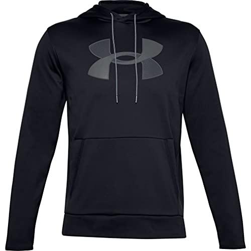 Under Armour Men's 1357085-001_L Sweatshirt, Black, L