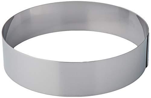 DE BUYER -3989.18 -cercle collectivite inox ht 45 ø18