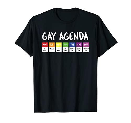 LGBT Pride Shirt Gay Schwul Lesben Gegen Homophobie Sexismus
