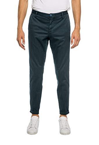 AT.P.CO Pantalone Uomo Blu Uomo MOD. A201SASA45 TC905/TB 48