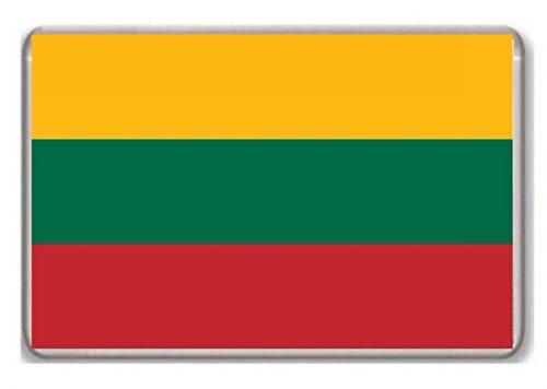 Magnet Flagge Litauen