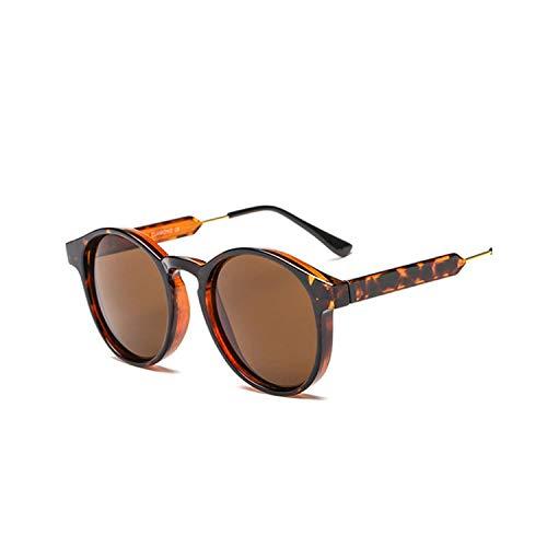 Gafas Deportivas, Pesca Gafas De Golf, Retro Round Sunglasses Men Women Unisex Vintage Design Small Sun Glasses Driving Shades Male Female Glasses as picture Black