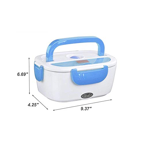 Electric Lunch Box -- Toursion Portable Food Heater 2 in 1 for Car/Truck and Work 110V