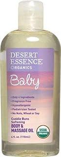 Desert Essence Baby Body & Massage Oil, 4 fl oz