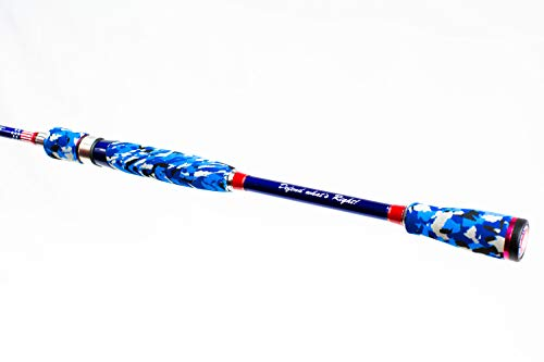Favorite Defender Spinning Rod | 6'0' Fishing Rod with Medium Power and Fast Action