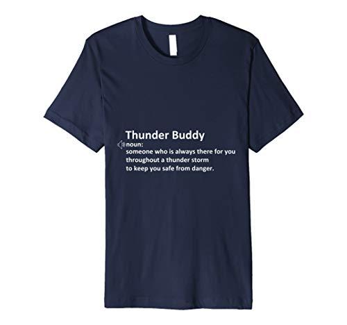 Thunder Buddy Definition Graphic T-Shirt