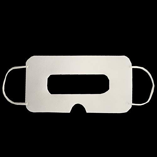 uuouu VR Einweg Virtual Reality Hygiene weiß Maske für VR Headset