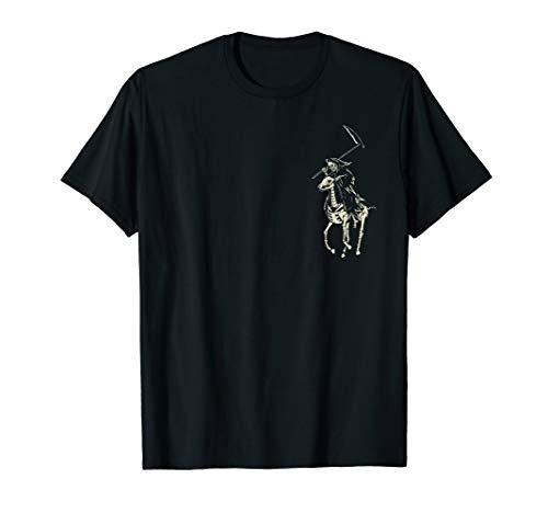 Polo Grim Reaper Vintage Death T-Shirt