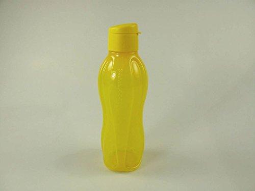 TUPPERWARE Botella Ecológica Click de 750 ml amarillo 6609