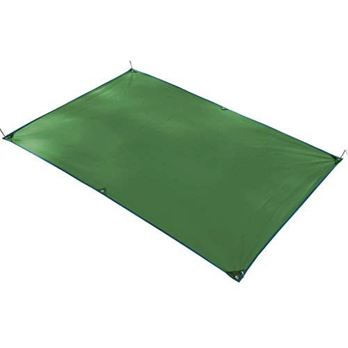 Picknickdecke im Freien Picknickmatte Multi-Color und Multi-Size optional Campmatte Regenschutztuch Shade-Tuch (Color : Orange, Size : 150 * 215cm)