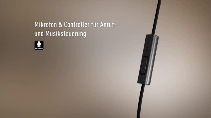 Panasonic Rp Tcm360e K In Ear Kopfhörer S M L Elektronik