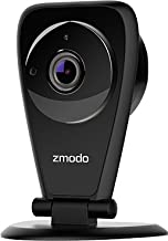 Zmodo EZCam Pro 1080p Wireless Two-Way Audio Security Camera- Smart HD WiFi IP Cameras Night Vision (Renewed)