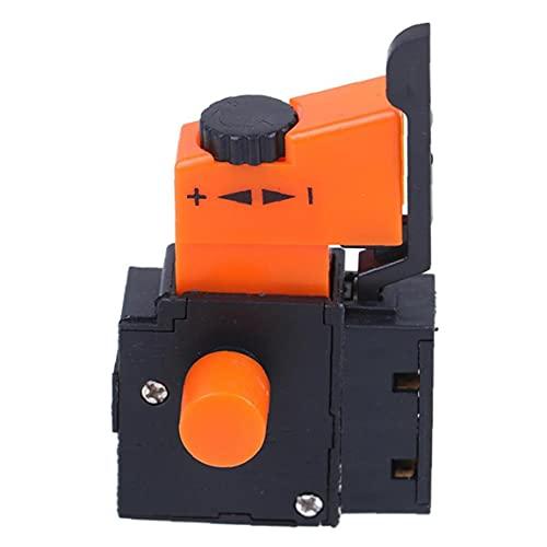 Yililay Interruptor de regulación de Velocidad gatillo Taladro eléctrico FA2-4 / 1BEK...