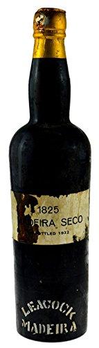 Rareza: Madeira Seco Leacock año 1825 - 0.7l
